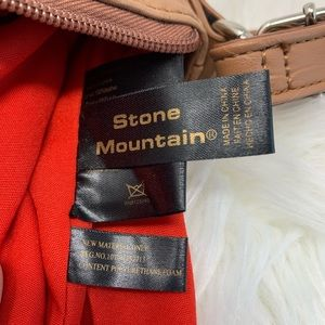 Stone Mountain Leather Bags - Stone Mountain Messenger Bag Leather